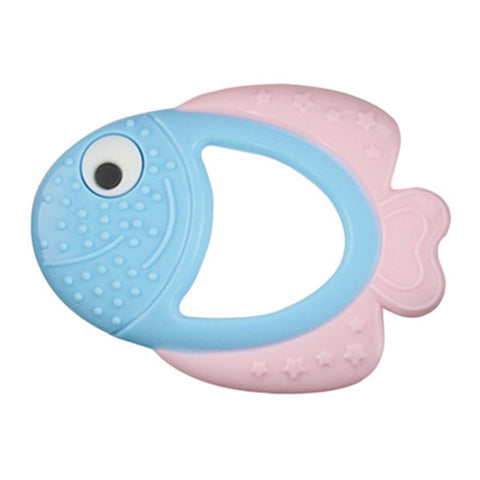 Food Grade Silicone Teether ***FREE INSURED SHIPPING.