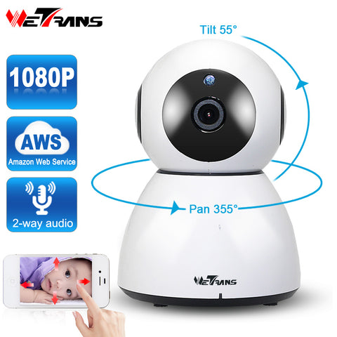 Wetrans Smart Home Security Wifi Camera ***FREE INSURED SHIPPING.