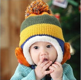Winter Ear Flap Beanies ***FREE INSURED SHIPPING.