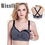 Wisstt Plus size Nursing Bra ***FREE INSURED SHIPPING.