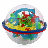 Newest YKL World Fun 3D Maze Ball ***FREE INSURED SHIPPING.