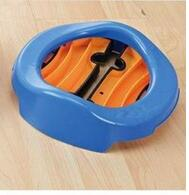 Foldable Bedpan Travel Potty for Girls ***FREE INSURED SHIPPING.