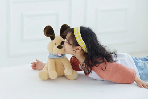 50% OFF+FREE SHIPPING: Peek A Boo Electronic Puppy Dog *Black Friday & Cyber Monday Deal