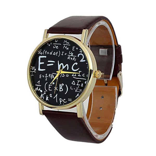 Women Faux Leather Quartz Watch *Black Friday / Cyber Monday Pre-Sale!