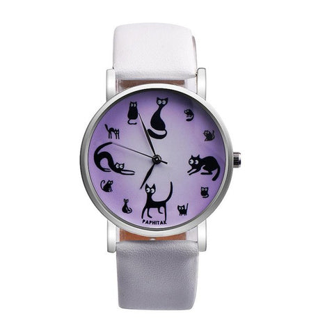 Cat quartz-watch for Women