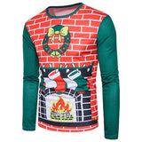 Jolly Xmas Long-sleeved T-shirt