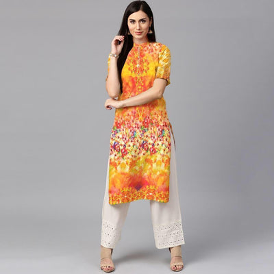 Naqsh 13-Digital Printed Stiched Lawn Kurti. - gracestore.pk