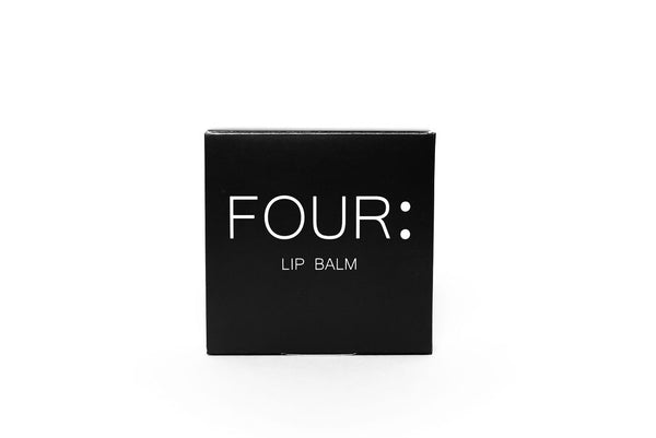 Organic Lip Balm (Three Pack)