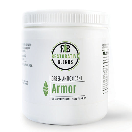 Buy Armor Greens from Restorative Blends
