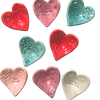 "Giving Hearts - ""Valentine Collection - 10 pieces"