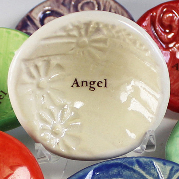 Lorraine Oerth Angel Giving Bowl