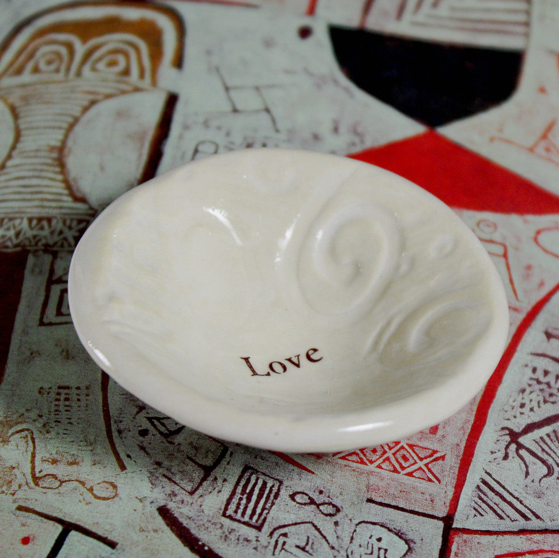 "Giving Bowl - ""Love"""
