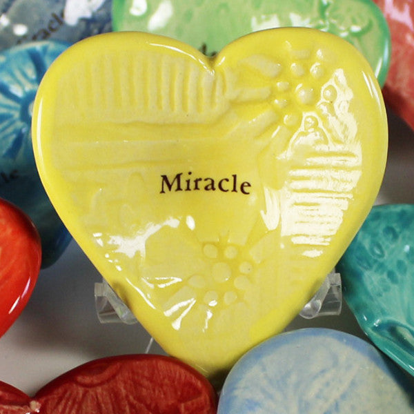 "Giving Heart ""Miracle"""