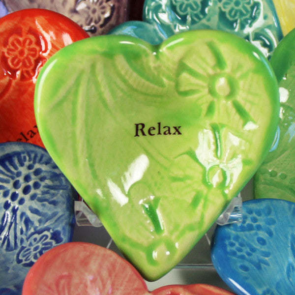 "Giving Heart ""Relax"""