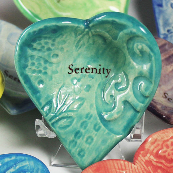 "Giving Heart ""Serenity"""