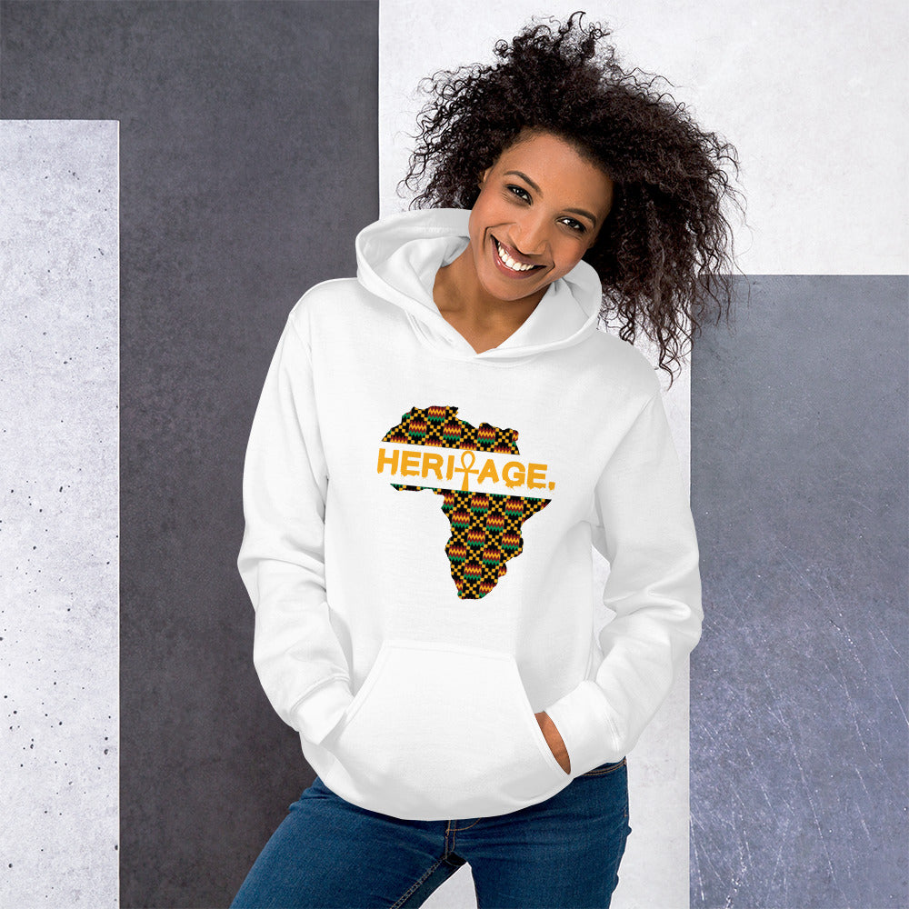Heritage Hooded Sweatshirt