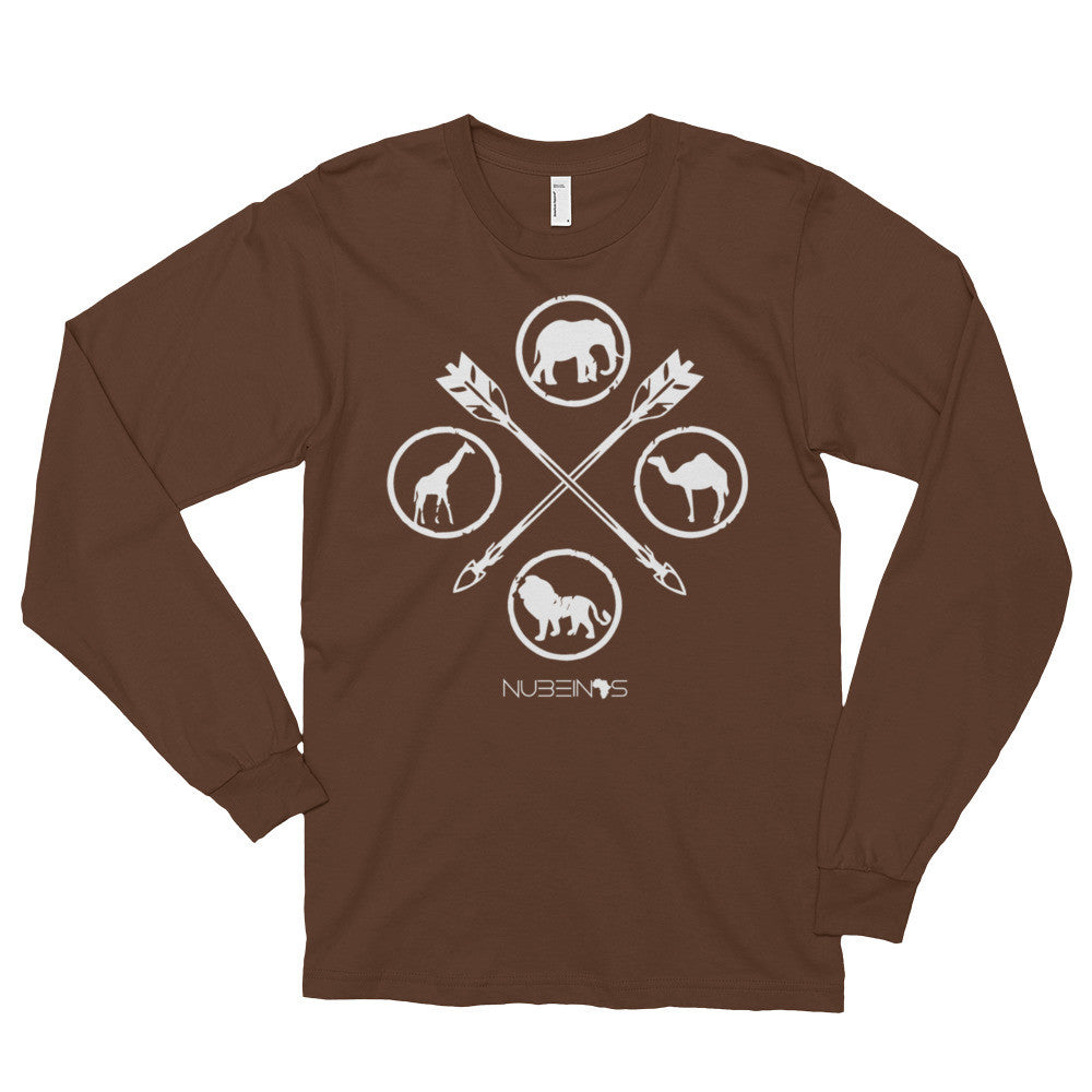 Long sleeve t-shirt w/ Animals