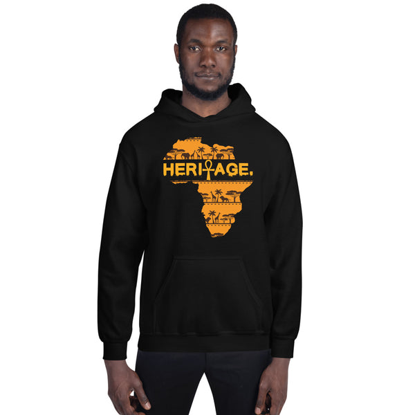 Heritage Safari Hooded Sweatshirt