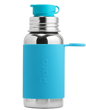 Pura Sport Stainless Steel Water Bottle 18 oz. - All Therapeutic