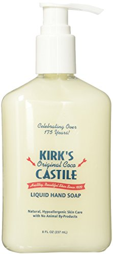 Kirk's Coco Castile Liquid Soaps Original 8 fl. oz. - All Therapeutic