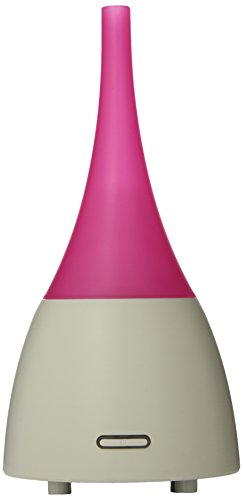 Allay Pink Aromatherapy Diffuser - LED, 80ml Capacity - All Therapeutic