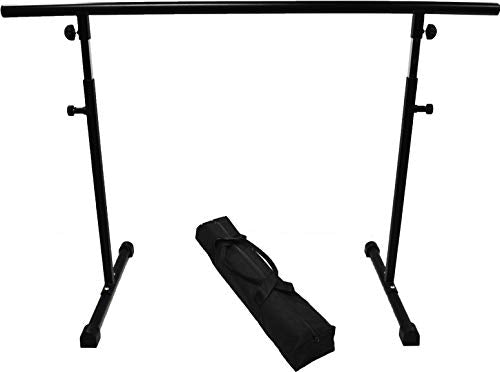 Health Mark Free Standing Barre and Travel Bag - All Therapeutic