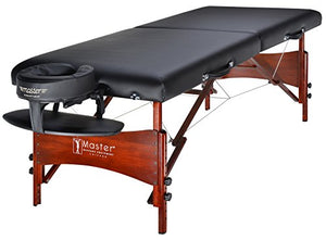 "Master Massage - 30"" NewPort Professional Portable Massage Table - All Therapeutic"