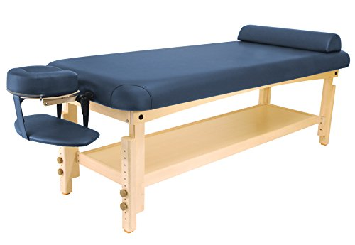 "Master Massage 30"" Laguna Stationary Professional Massage Table - All Therapeutic"