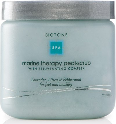 Biotone Marine Therapy Pedi-Scrub - All Therapeutic
