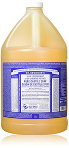 Dr. Bronner's 18-in-1 Hemp Pure Castile Soap (Peppermint) (64 fl. oz. ) - All Therapeutic