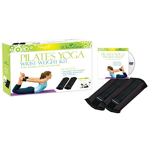 Pilates & Yoga Wrist Weight Kit - All Therapeutic