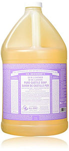 Dr. Bronner's 18-in-1 Hemp Pure Castile Soap (Lavender) (64 fl. oz. ) - All Therapeutic