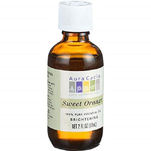 Brightening Sweet Orange Essential Oil 2 fluid ounce - All Therapeutic