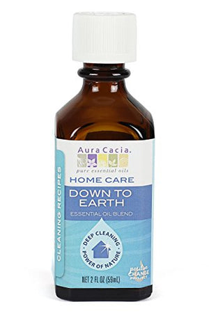 "Deep Cleaning ""Down To Earth"" Essential Oil Blend 2 Fluid Ounce - All Therapeutic"