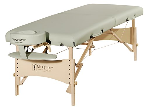 "Master Massage 28"" Paradise Portable Professional Massage Table - All Therapeutic"