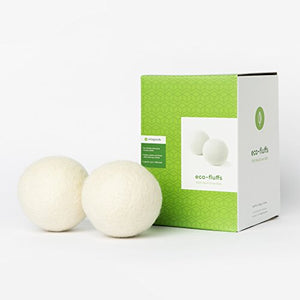 Eco-Fluffs Wool Dryer Balls - All Therapeutic