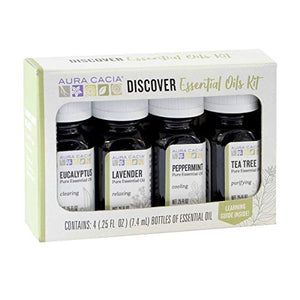 Essential Oil Discovery Kit - All Therapeutic