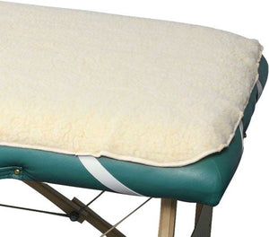 Fleece Massage Table Pad - All Therapeutic