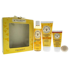 Burt's Bees Baby Bee Sweet Memories Kit - All Therapeutic