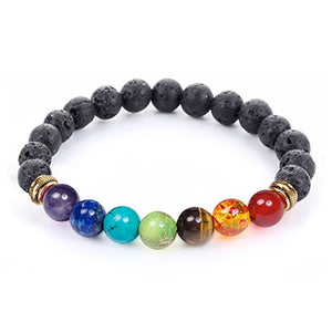 7 Chakra Healing Bracelet - All Therapeutic