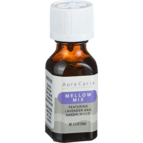 """Mellow Mix"" Essential Oils Solutions Blend 0.5 oz - All Therapeutic"