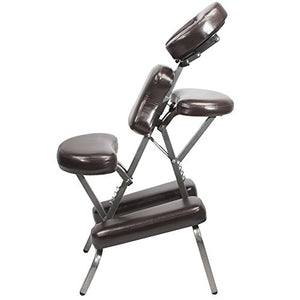 Bedford Lightweight Portable Massage Chair - All Therapeutic