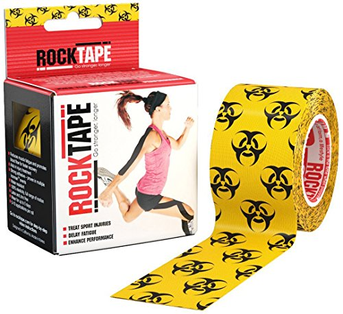 "2"" Biohazard Kinesiology Tape - All Therapeutic"