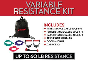 Lifeline PRO Resistance Trainer Kit - All Therapeutic