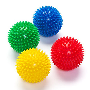 Deep Tissue Massage Ball with Spikes - All Therapeutic