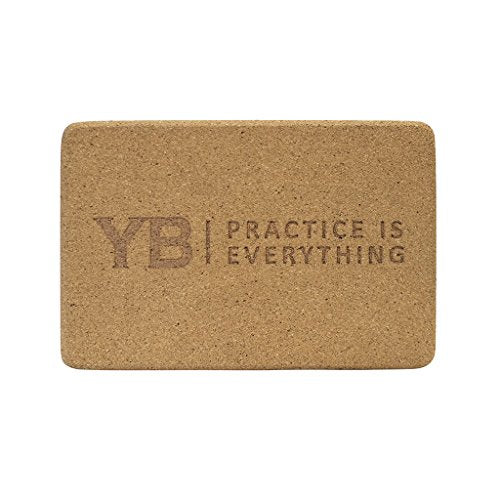 Cork Yoga Block - All Therapeutic