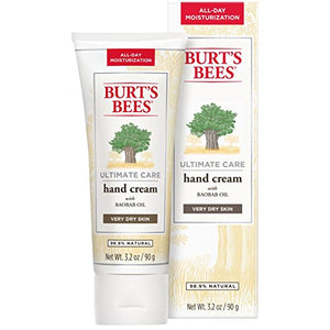 Burt's Bees Hands & Feet Ultimate Care Hand Cream 3.2 Ounce - All Therapeutic