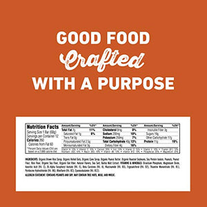 Clif Bar Crunchy Peanut Butter 12 (2.4 oz.) bars per box - All Therapeutic