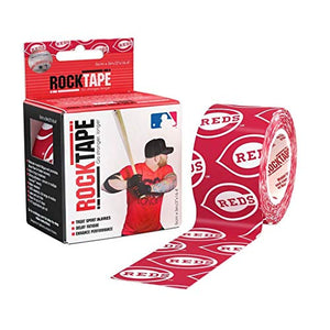 "2"" Cincinnati Reds Kineseology Tape - All Therapeutic"
