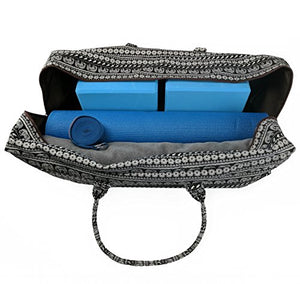 Quilted Yoga Mat Bag - All Therapeutic